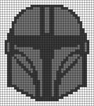 Alpha pattern #71197
