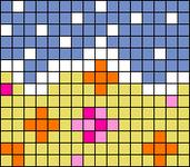 Alpha pattern #71256