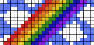 Alpha pattern #71258