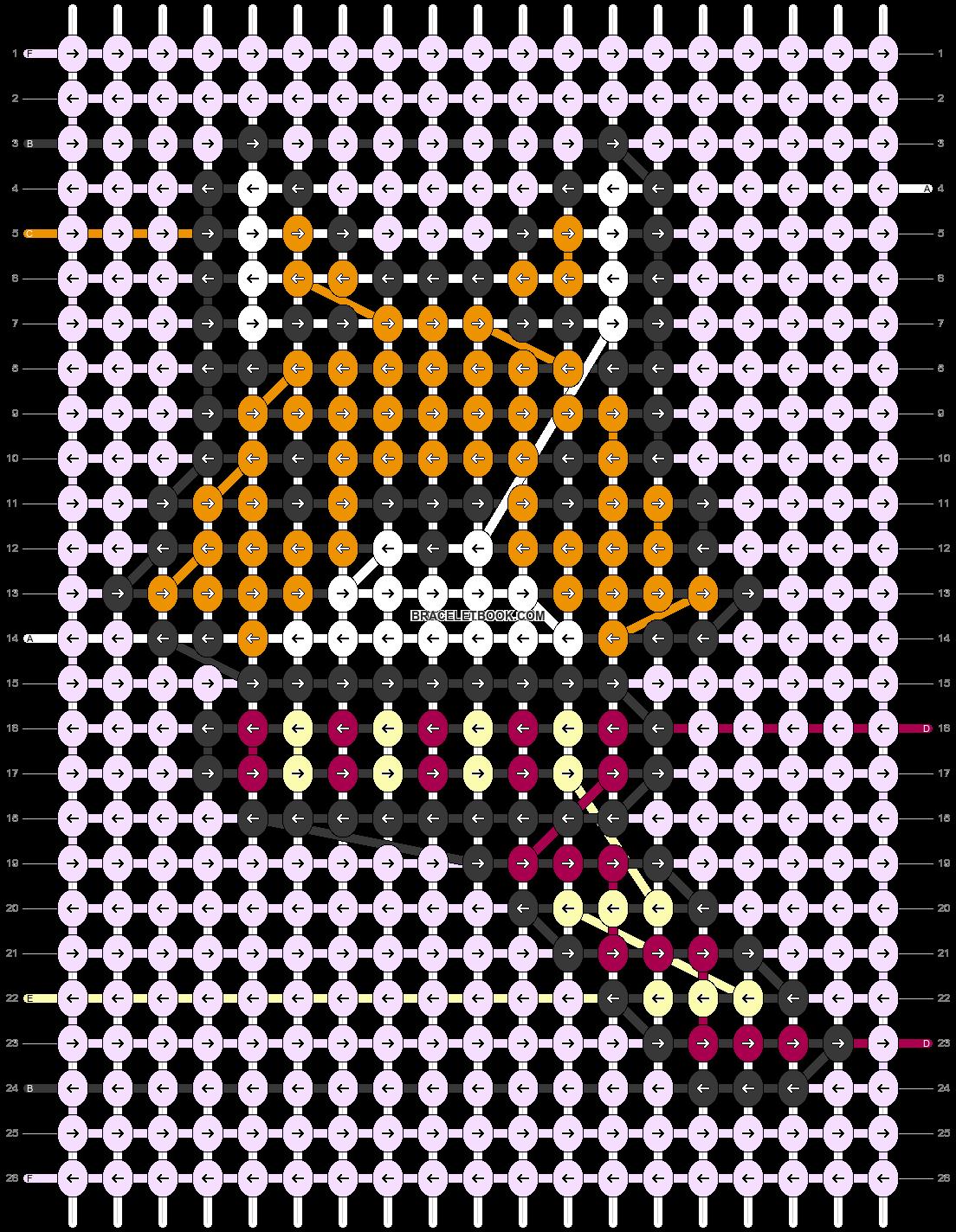 Alpha pattern #71278 pattern