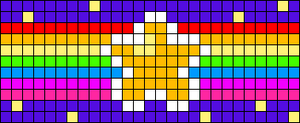 Alpha pattern #71289