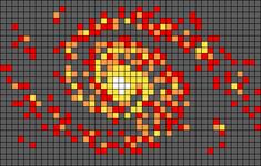 Alpha pattern #71291