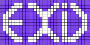 Alpha pattern #71320