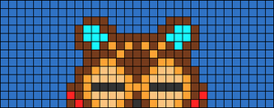 Alpha pattern #71345