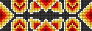 Alpha pattern #71358