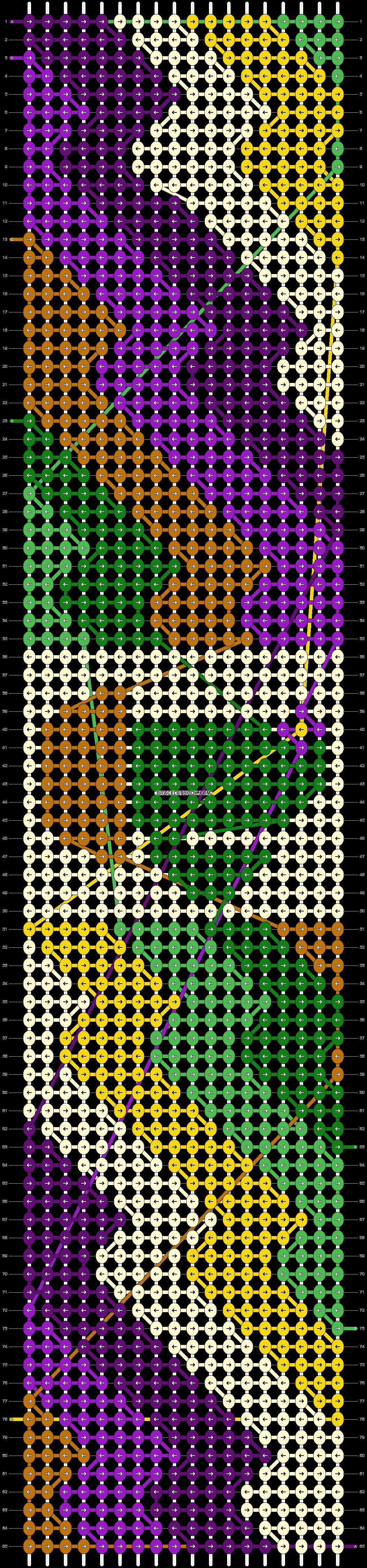 Alpha pattern #71359 pattern