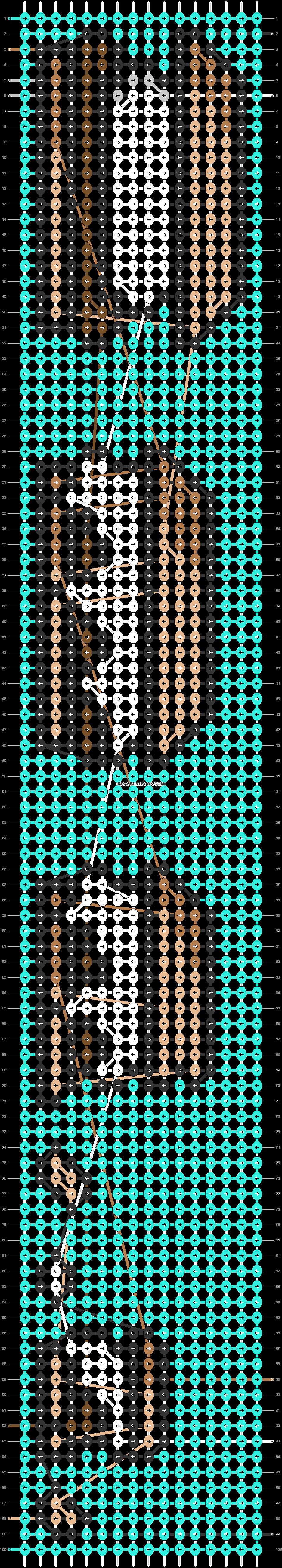 Alpha pattern #71373 pattern