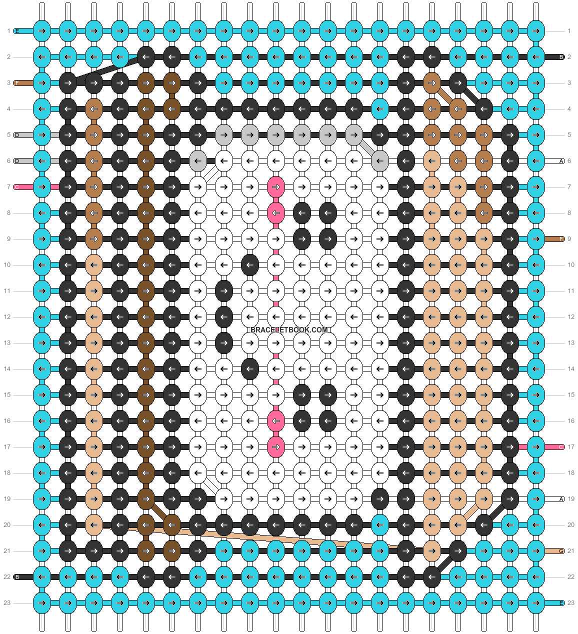 Alpha pattern #71375 pattern