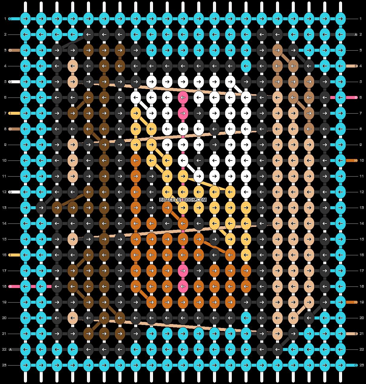 Alpha pattern #71376 pattern