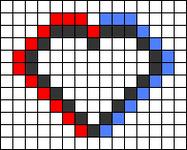 Alpha pattern #71380