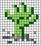 Alpha pattern #71383