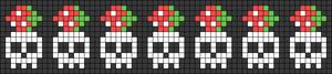 Alpha pattern #71388