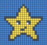 Alpha pattern #71399