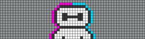 Alpha pattern #71414