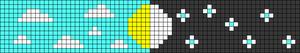 Alpha pattern #71433