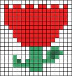 Alpha pattern #71439