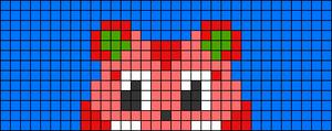 Alpha pattern #71441