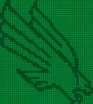 Alpha pattern #71442