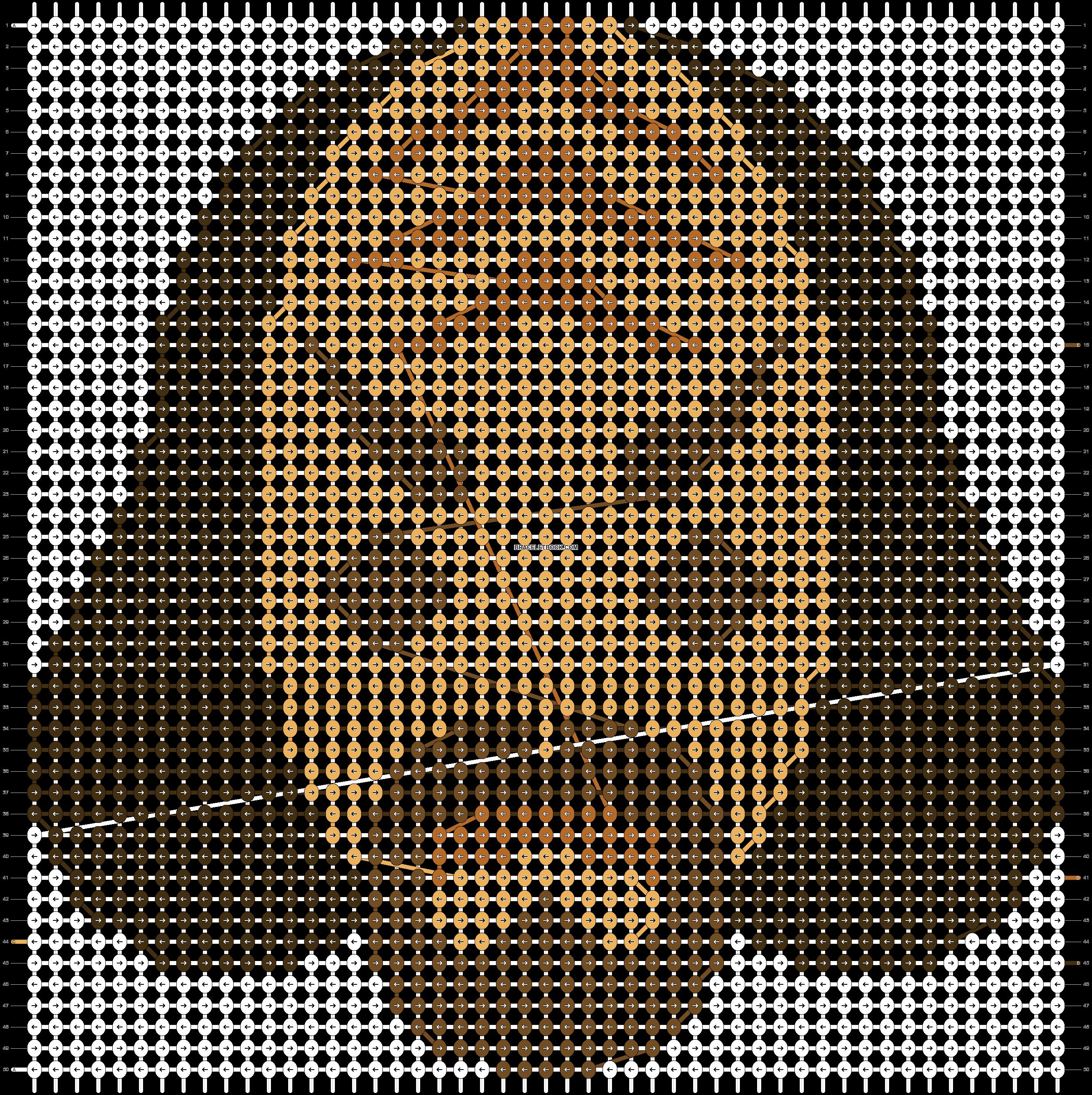 Alpha pattern #71446 pattern