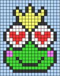 Alpha pattern #71476