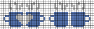 Alpha pattern #71479
