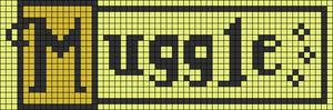 Alpha pattern #71500