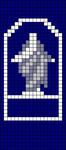 Alpha pattern #71507