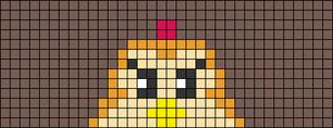 Alpha pattern #71518