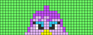 Alpha pattern #71522