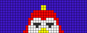 Alpha pattern #71527