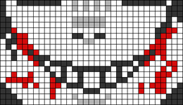 Alpha pattern #71530