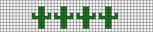 Alpha pattern #71540