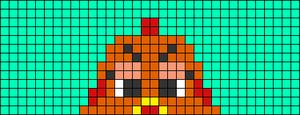 Alpha pattern #71574