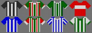 Alpha pattern #71580
