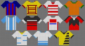Alpha pattern #71584