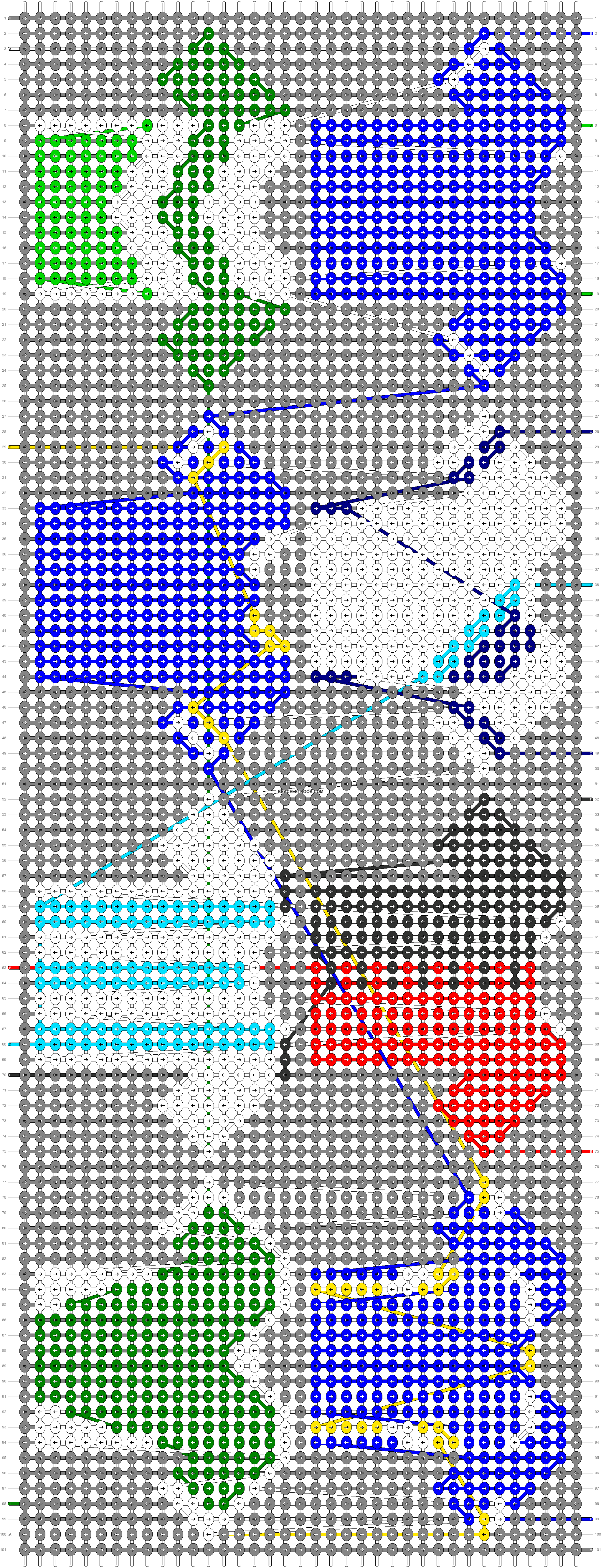 Alpha pattern #71588 pattern