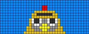 Alpha pattern #71601