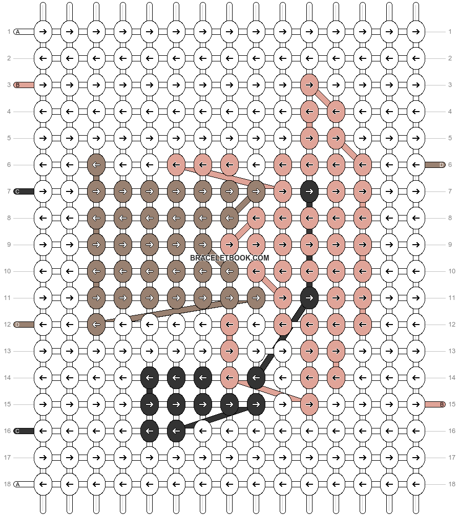 Alpha pattern #71649 pattern