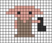 Alpha pattern #71649