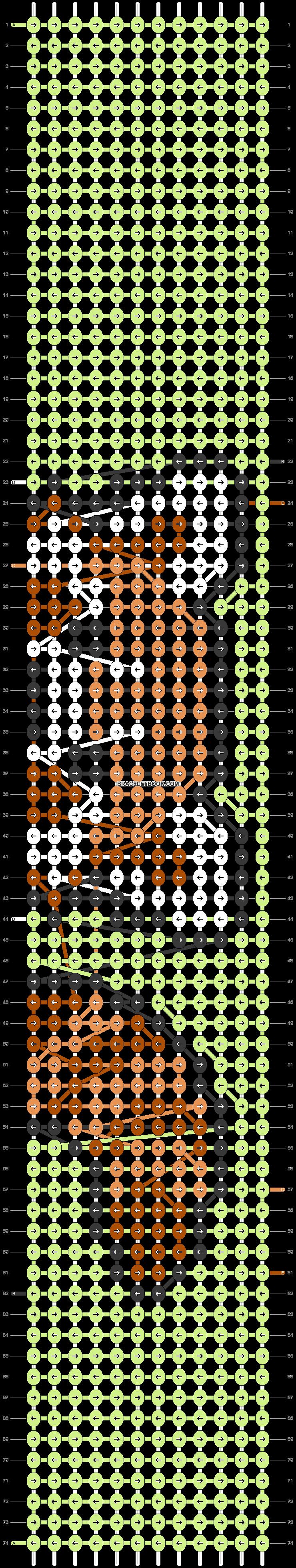 Alpha pattern #71659 pattern