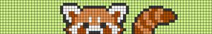 Alpha pattern #71659