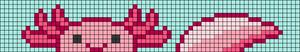 Alpha pattern #71660