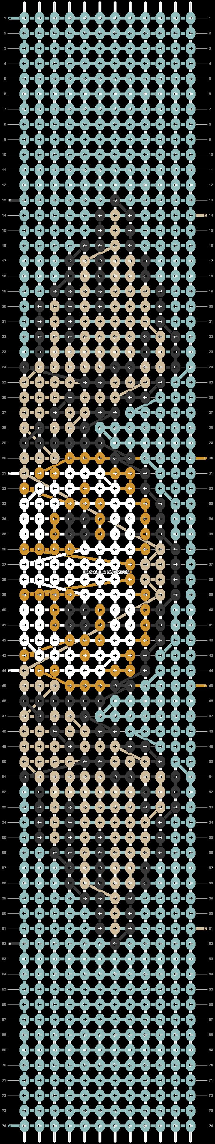 Alpha pattern #71663 pattern