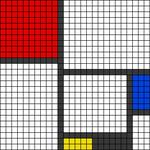Alpha pattern #71702