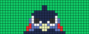 Alpha pattern #71706