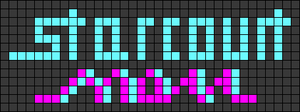 Alpha pattern #71719