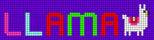 Alpha pattern #71724