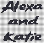 Alpha pattern #71726