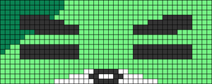 Alpha pattern #71734