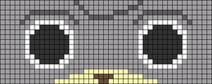 Alpha pattern #71738